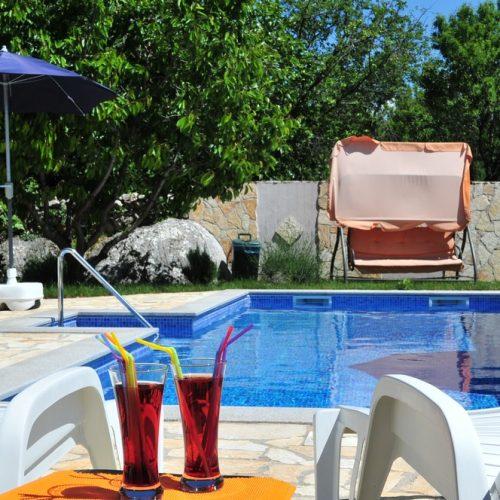 Vila s privatnim bazenom