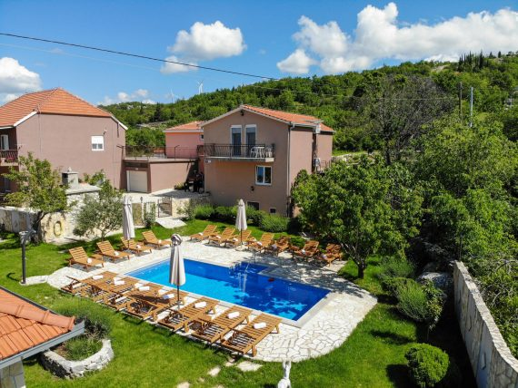 Luksuzna vila za odmor u blizini Splita